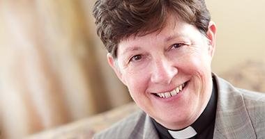 Presiding Bishop Elizabeth Eaton