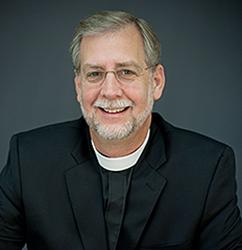 Bishop William Gafkjen