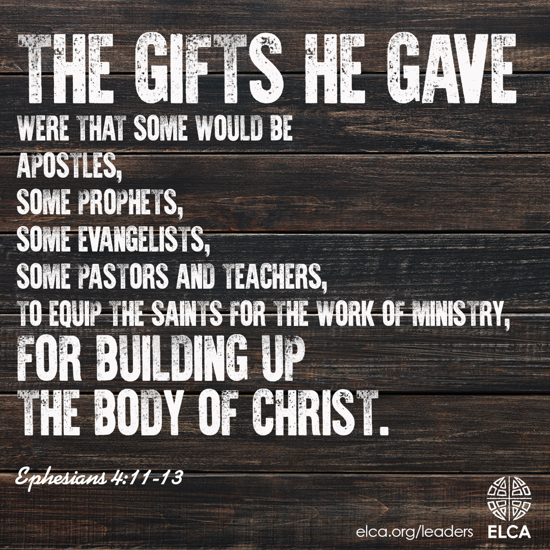 The gifts he gave.
