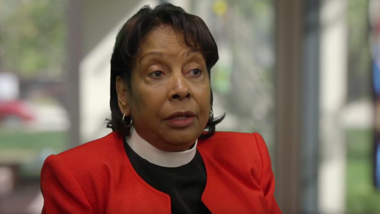 Rev. Dr. Bullock