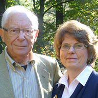 Foster and Jannine McCurley