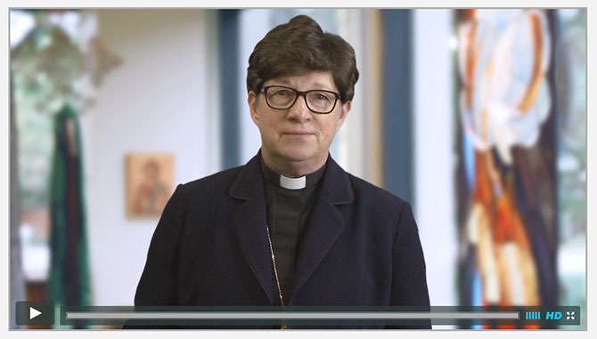 Bishop Eaton Video Welcome