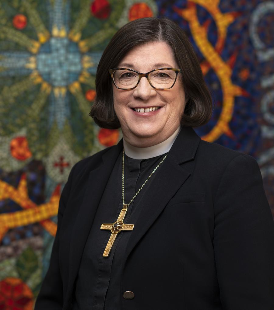 Presiding Bishop Eaton