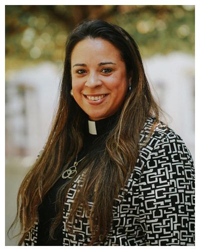 The Rev. Leila M. Ortiz