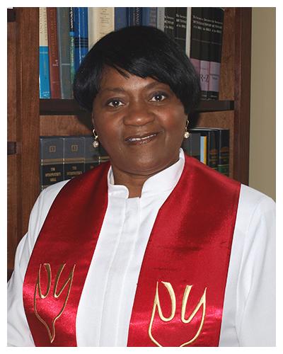 The Rev. Jacqueline Utley