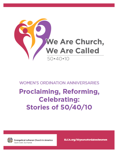 50 Years of Ordained Women - Stories